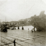 October 3, 1945 - Pier No. 15, Manila P.I.
