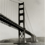 "The Golden Gate Bridge -- ""This Is It""."