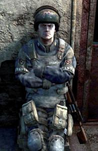 Metro 2033 Body Armor