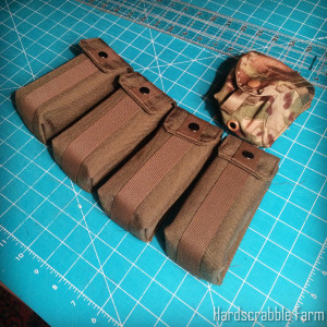 Tall Pouches & USGI Pouch