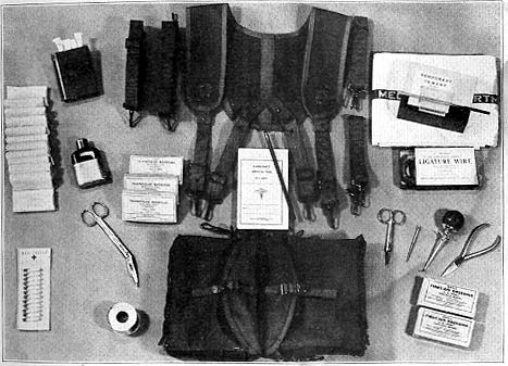 Dental Enlisted kit contents